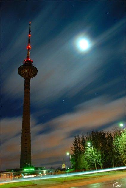 Tallinna teletorn, Estonia