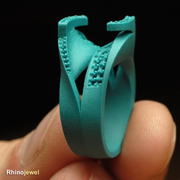 Rhinojewel 5.0 - Gallery: Rapid Prototyping Created with Rhinojewel 5.0 and Built on Solidscape 3D printers