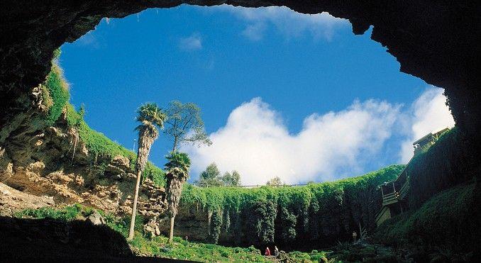 Mount Gambier, South Australia. Australia