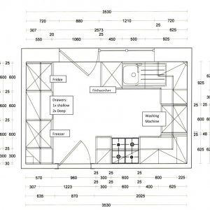 Typical Kitchen Appliance Sizes
