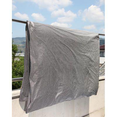 花粉をディフェンス!デュポン社タイベック使用 布団干し袋 | ネット ... 使用イメージ