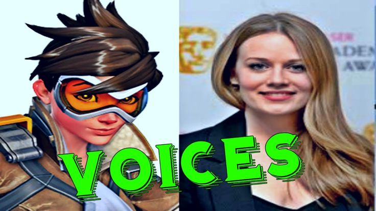Tracer: All Voice Lines Overwatch - Voice Actors Overwatch Characters li...