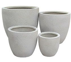 Mason Cup ultralite fibreclay pots available lead and sand from $25