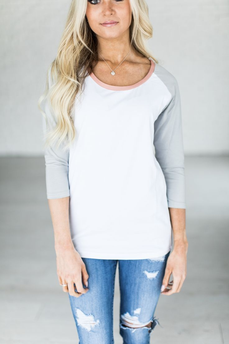 In Love Baseball Tee from Mindy Mae's  Market ..... #baseball #tee #mindymaesmarket #casualstyle #mystyle