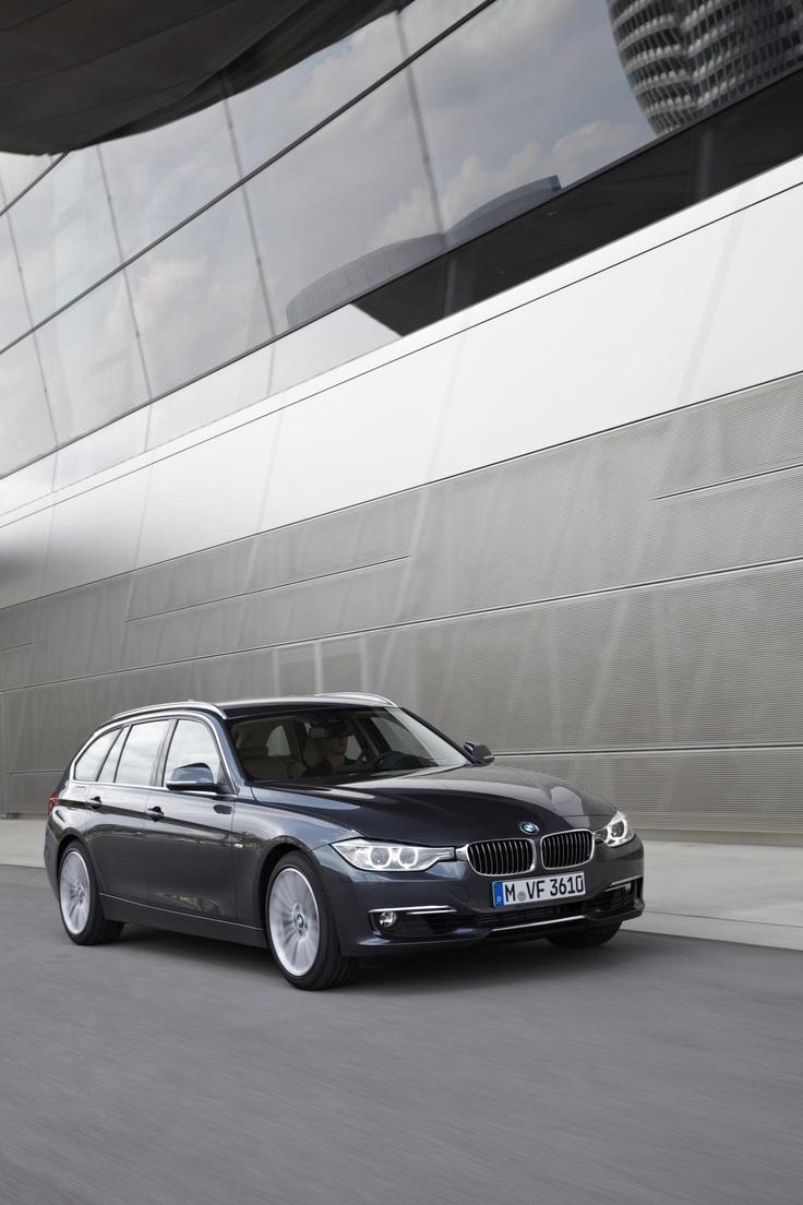 2013 3 Series Touring BMW