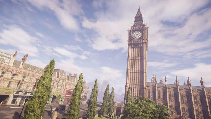 """Plattform: Playstation 4 Pro  Gespielt wird in Assassin's Creed Syndicate die Groschenroman-Verbrechen """"Der meistgehasste Mann Londons""""."""