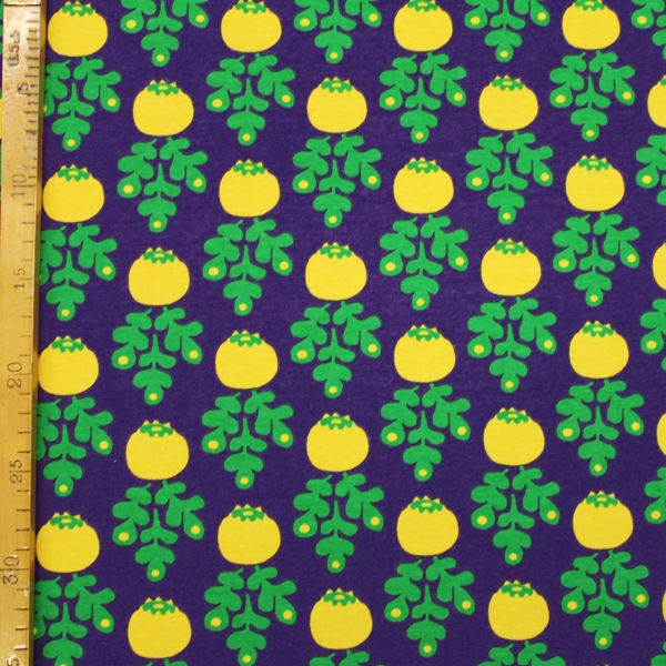 Keltamarja luomujersey  Yellowberry organic jersey    Design by Leena Renko