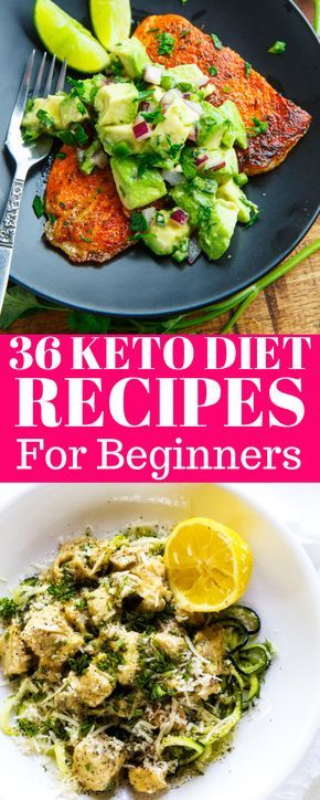 Keto Diet Plan: Keto Diet Recipes for beginners beginners