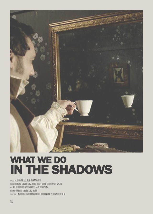 41+ What we do in the shadows movie poster information