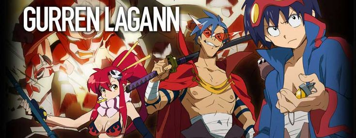 Gurreb Lagann - JUST WHO THE HELL DO YOU THINK WE ARE!!? - Badass is what!