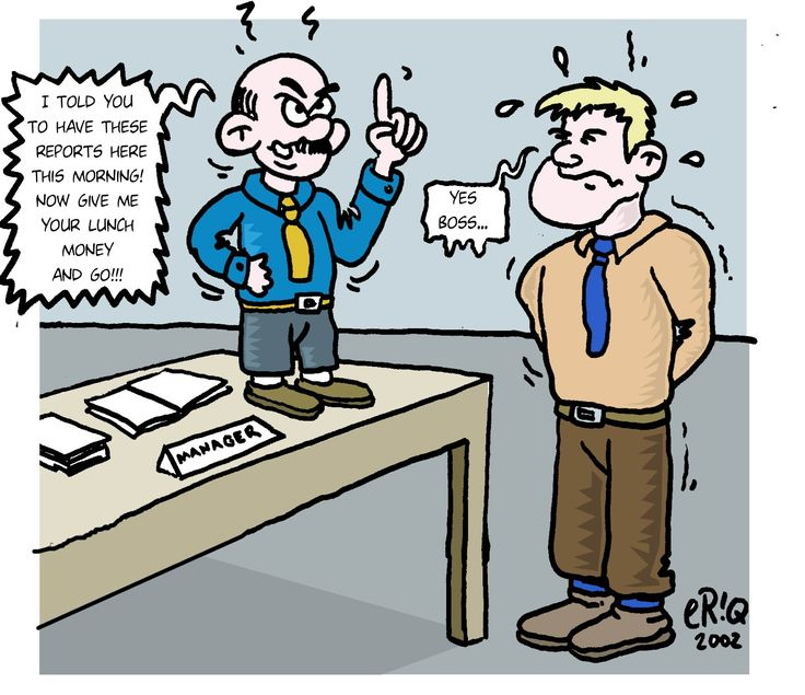 bullying at the workplace using intimidation Workplace bullying is mistreatment  the majority of project bullies are  bullies generally approach their targets and colleagues using fear, intimidation, and.