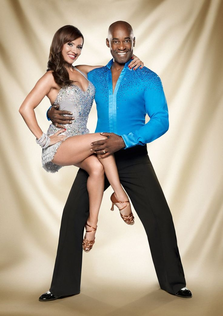 Strictly Come Dancing 2013: Anya Garnis and Patrick Robinson