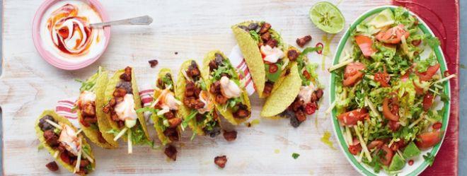 Zeste | Les meilleurs tacos au porc - Jamie Oliver