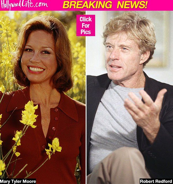 Robert Redford Gushes Over Mary Tyler More's 'Spirit' After Her Death: 'She'll Be Missed'