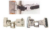 Aximat Hinges and Mepla 270 Degree Institutional Hinges