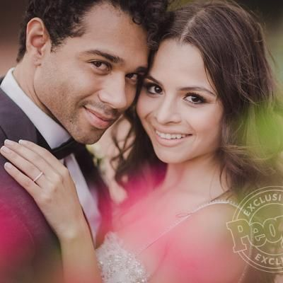 Photos: High School Musical's Corbin Bleu is Married! See the Gorgeous Photos From His Romantic Day