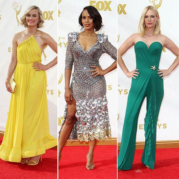 Les Emmys 2015 - les plus beaux looks du tapis rouge | HollywoodPQ.com