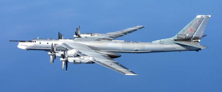 Tu-95- JETfly