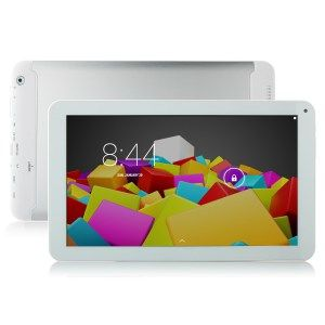 VENSTAR 4050 Tablet Silver – RK3188 Quad Core 1.8GHz, 1GB Ram, 10.1inch, WSVGA IPS Screen, Android 4.2.2 OS.