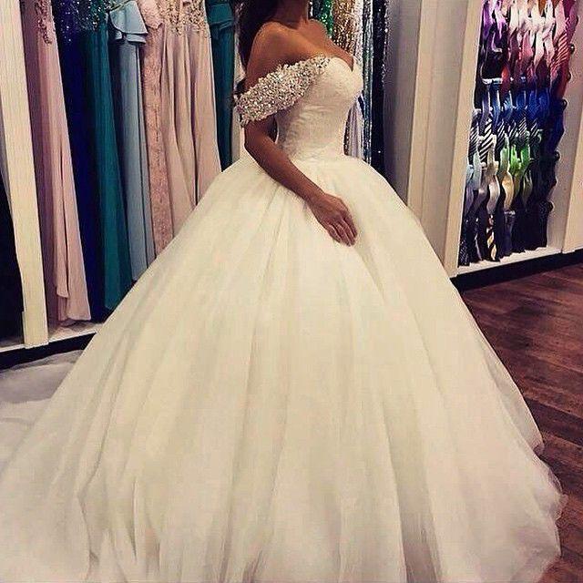 Романтический арабский сердечком вышивка бисером кружево свадьба платья с без рукавов Crytal велюр свадебные свадьба платья купить на AliExpress
