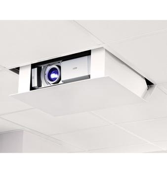 Secret projector hidden projector home theater pinterest projectors for Hiding a projector in living room