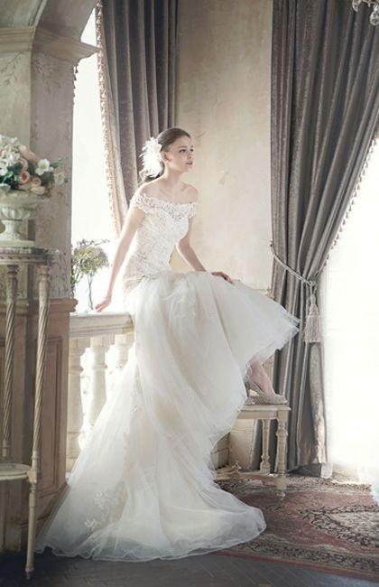 グランジュール No.75-0047 ウエディングドレス 結婚式