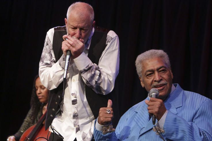 Corky Siegel's Chamber Blues with Blues Legend Sam Lay --- Saturday, September 26, 2015 @ 8:00 p.m. #doUwannaGo