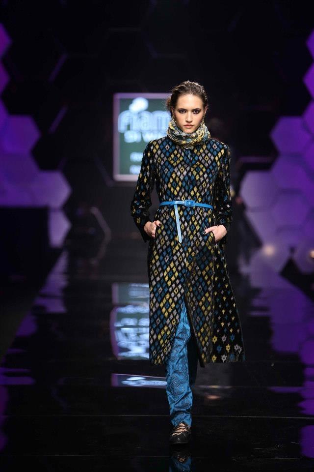 Payal Pratap Autumn Winter 2013 at Wills Lifestyle India Fashion Week Delhi