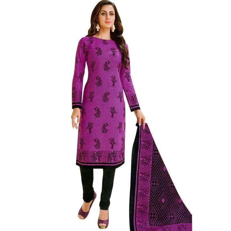 Readymade Designer Ethnic Printed Cotton Salwar Kameez Suit Indian  #Designer #SalwarSuit #DressMaterial #ShopNow #SalwarKameez #NewStuff #LowestPrice #FreeShipping