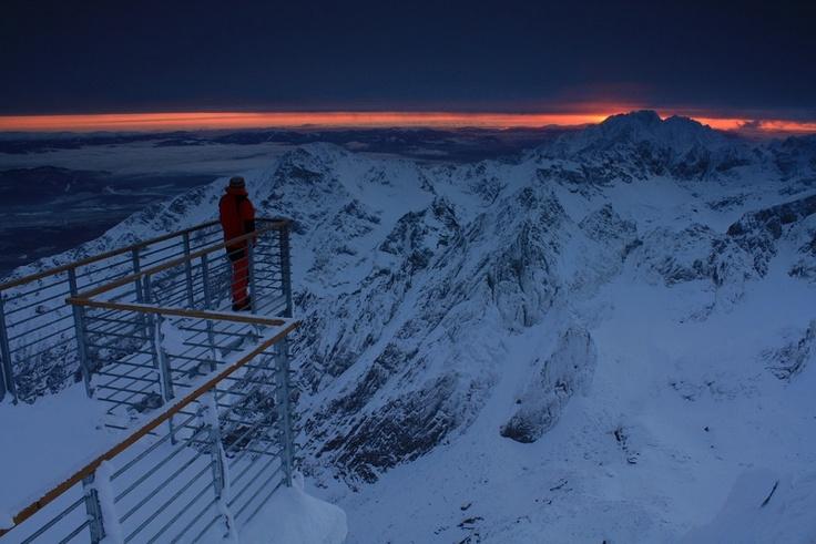 High Tatras, Lomnicky Peak