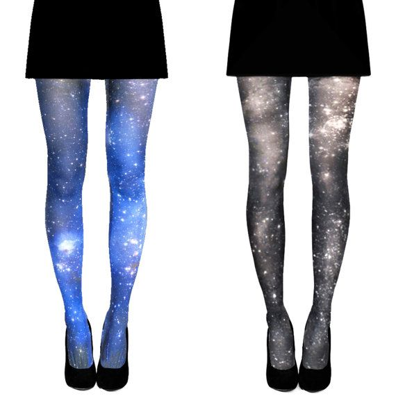 Best 25 sheer leggings ideas on pinterest lulu lemon for Sheer galaxy fabric