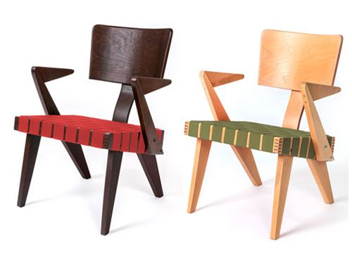 Gus* Modern Revives Classic Mid-Century Chair | furniture ...