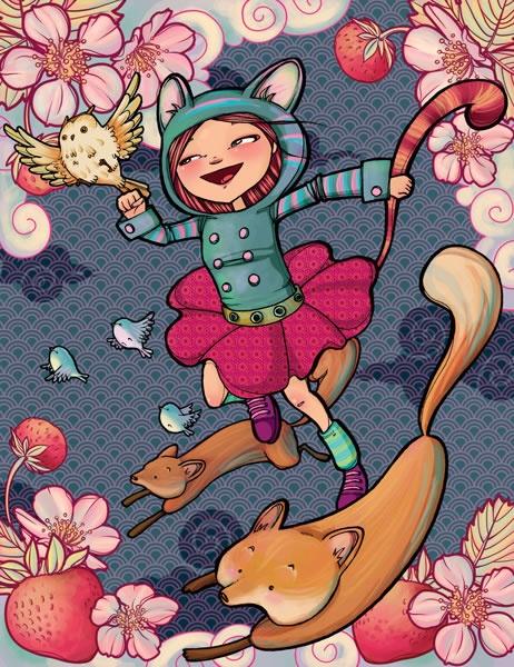 Ilustradores Colombianos • Lorena Alvarez