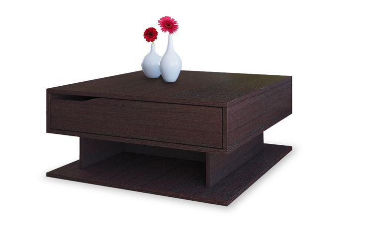 Τραπέζι σαλονιού Ianos wenge