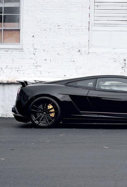 Sleek exotic car .