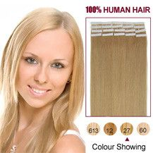 Strawberry blonde hair extensions are a special union of two colours that have conventionally been considered the definitions of gorgeous and sexy. Try it today!