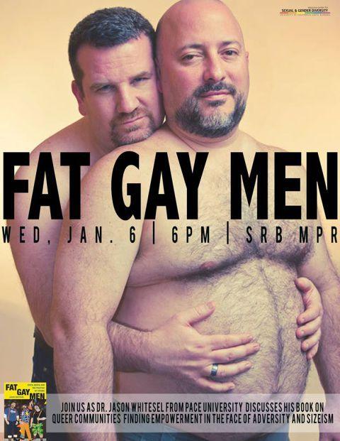 Cal-Santa Barbara Student Objects to LGBT Resource Center's Talk on 'Fat Gay Men'