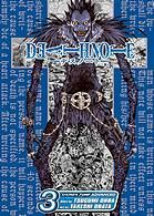 Death Note (V. 3) by Tsugumi Ohba & Takeshi Obata - A brilliant but troubled teen uses a supernatural notebook to kill criminals. Is it justice or just murder? #ggnt07