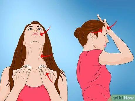 Imagem intitulada Tighten Loose Neck Skin Step 1