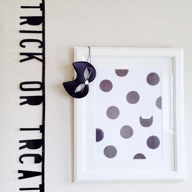 DIY Letter banner by A Little Lovely Company via http://lovecath2.blog.fc2.com/