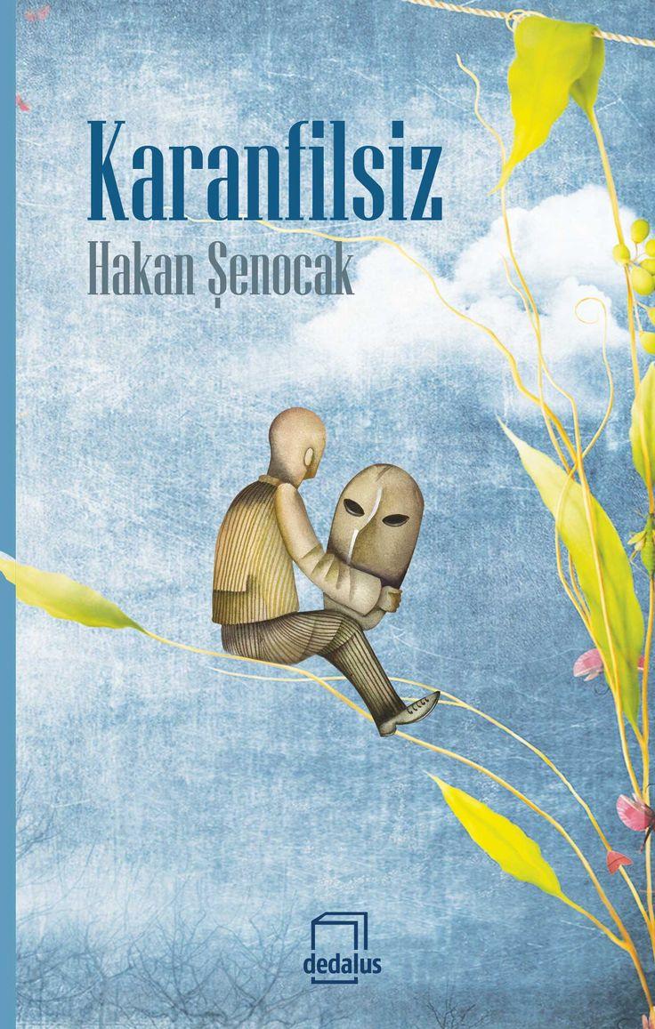 Karanfilsiz by Hakan Şenocak. Cover illustration by Eugene Ivanov #book #cover #bookcover #illustration #eugeneivanov  #@eugene_1_ivanov