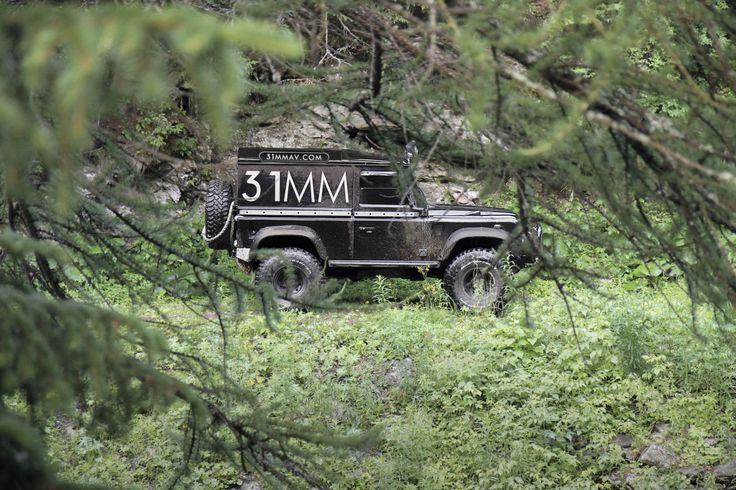 Land Rover Defender AV One by 31MM #LandRover #CustomDefender