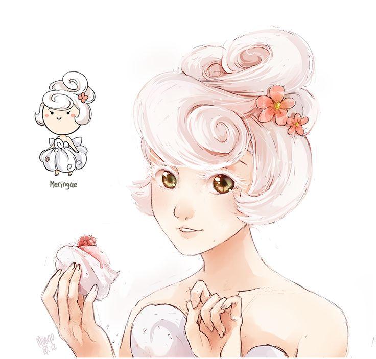 meringue by meago.deviantart.com on @deviantART