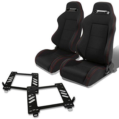 Best price on Mazda Miata MX5 NA Pair of Type-R Racing Seats (Black)+Seat Bracket  See details here: http://reallycarshop.com/product/mazda-miata-mx5-na-pair-of-type-r-racing-seats-blackseat-bracket/    Truly a bargain for the inexpensive Mazda Miata MX5 NA Pair of Type-R Racing Seats (Black)+Seat Bracket! Check out at this budget item, read customers' comments on Mazda Miata MX5 NA Pair of Type-R Racing Seats (Black)+Seat Bracket, and get it online with no hesitation!  Check the price and…