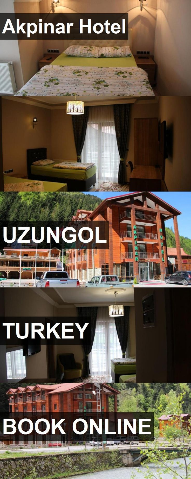 Akpinar Hotel in Uzungol, Turkey. For more information, photos, reviews and best prices please follow the link. #Turkey #Uzungol #travel #vacation #hotel