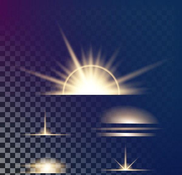 leuchtende wirkung illustration vektor set 05 kostenlose eps datei gluhende eingestellt do glowing effect vector vektorgrafik erstellen inkscape auto