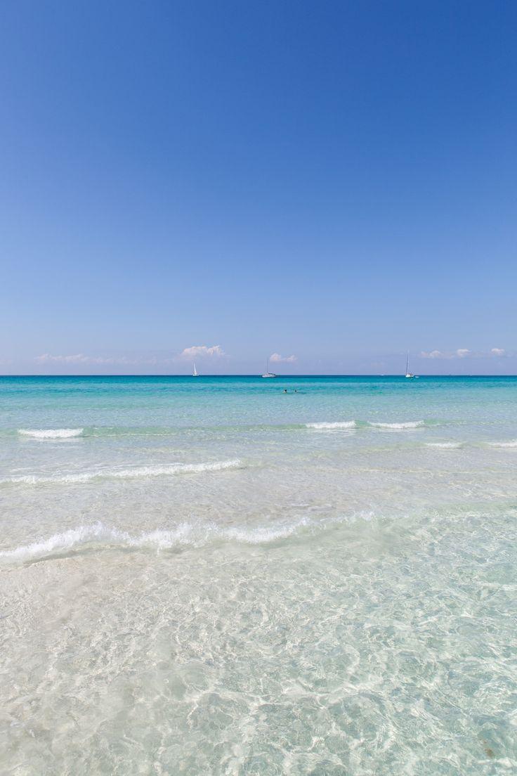 Es Trenc #playa #beach. Mallorca