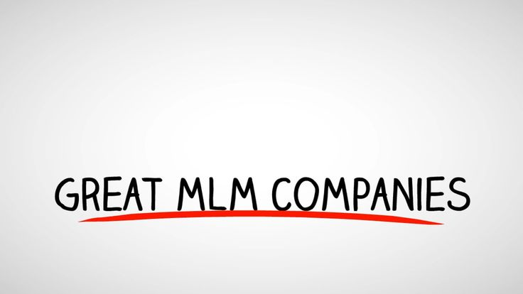 Great MLM Companies