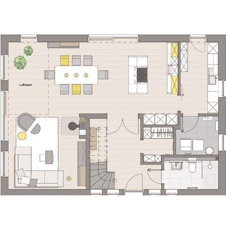 Moderne architektur häuser grundriss  Die besten 25+ moderne Hauspläne Ideen auf Pinterest | Moderne ...