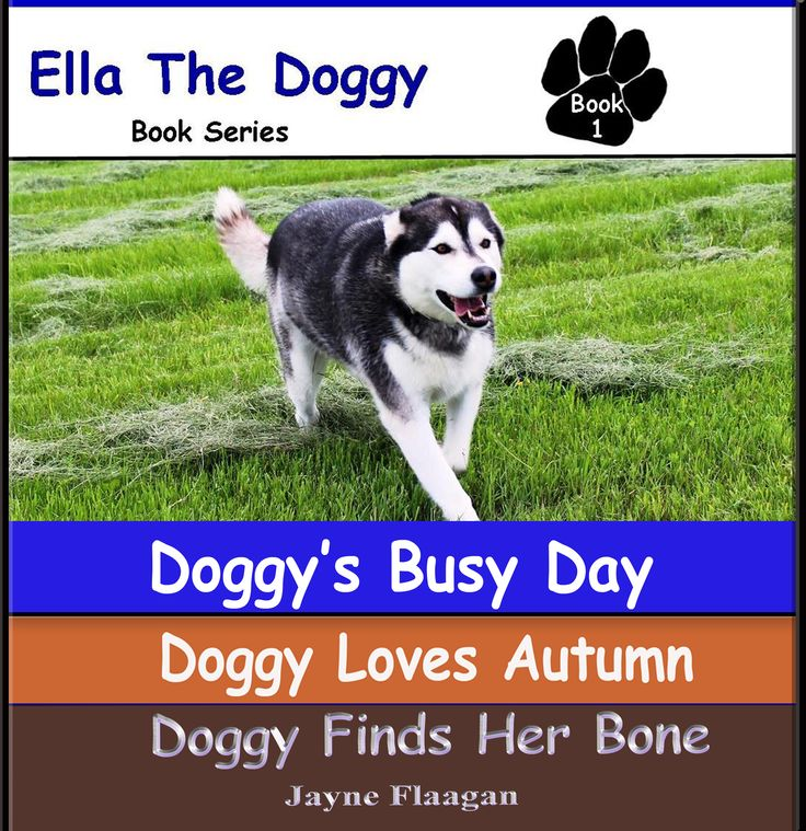 "This is a 3-pack set of the first three books in the ""Ella the Doggy"" book series."
